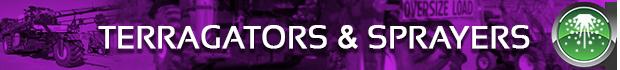 Terragators & Sprayers